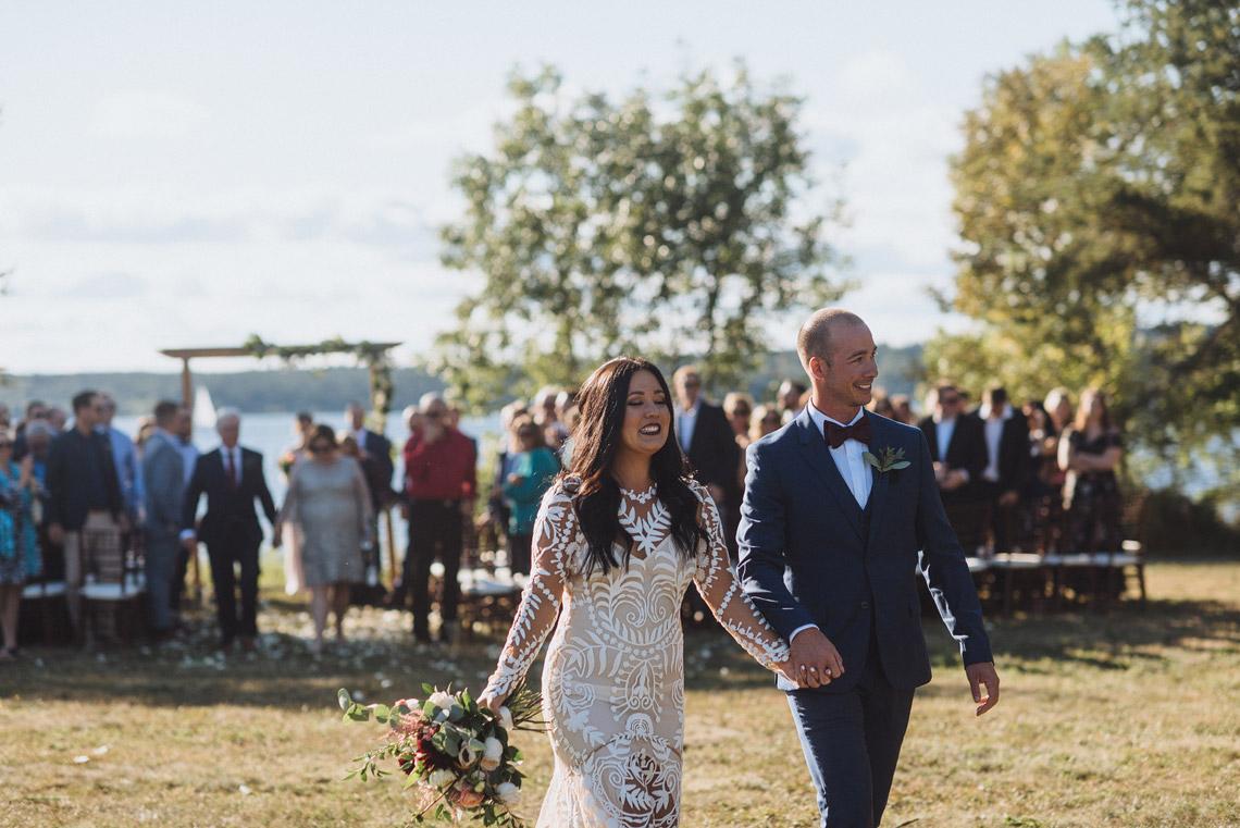 Rothesay Wedding Ceremony