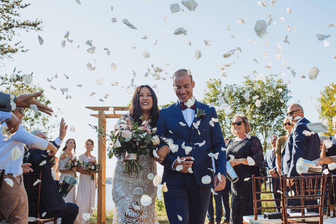 Julia & Joel – New Brunswick Wedding